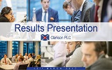 Preliminary Results for the 12 months ended 31 December 2016 Presentation