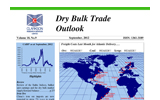 Dry Bulk Trade Outlook
